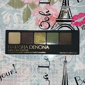 Natasha Denona Mini Gold Palette
